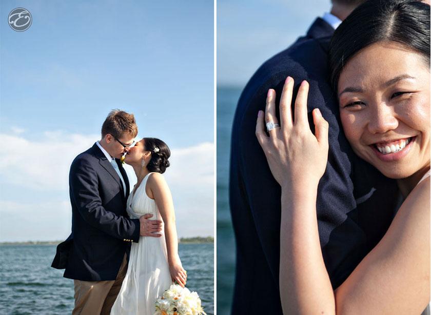 montauk wedding photographer 041 A Montauk Yacht Club Wedding