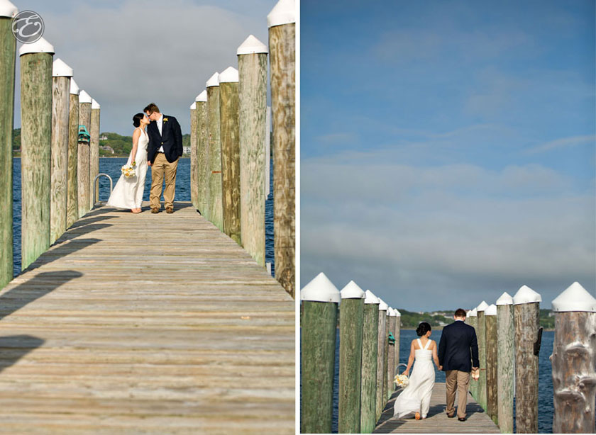 montauk wedding photographer 05 A Montauk Yacht Club Wedding
