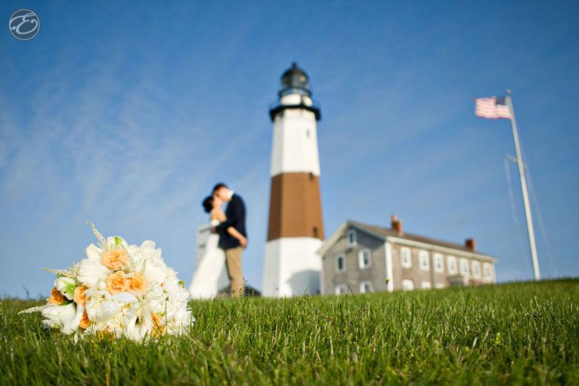 montauk wedding photographer 121 A Montauk Yacht Club Wedding