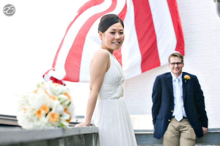 montauk wedding photographer 151 A Montauk Yacht Club Wedding
