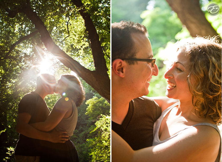 prospectpark engagement photographer 03 A Prospect Park Engagement Shoot