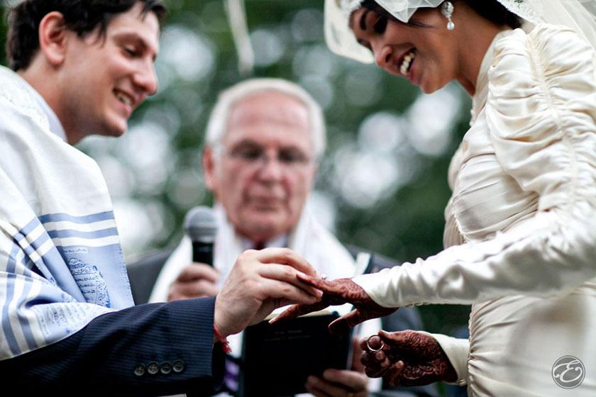 Indian Jewish Wedding Photos 12 An In New York