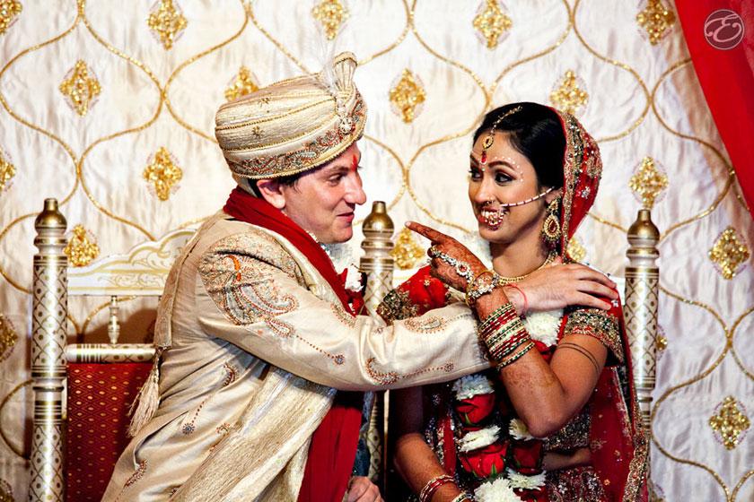 Indian Jewish Wedding Photos 14 An In New York