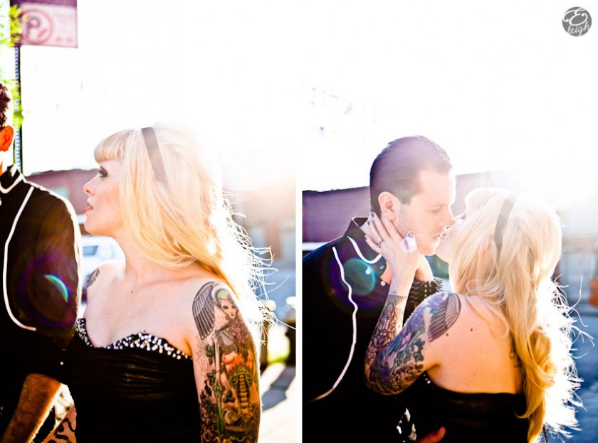 nyc rock n roll wedding photographers 01 A New York City Rock n Roll Wedding