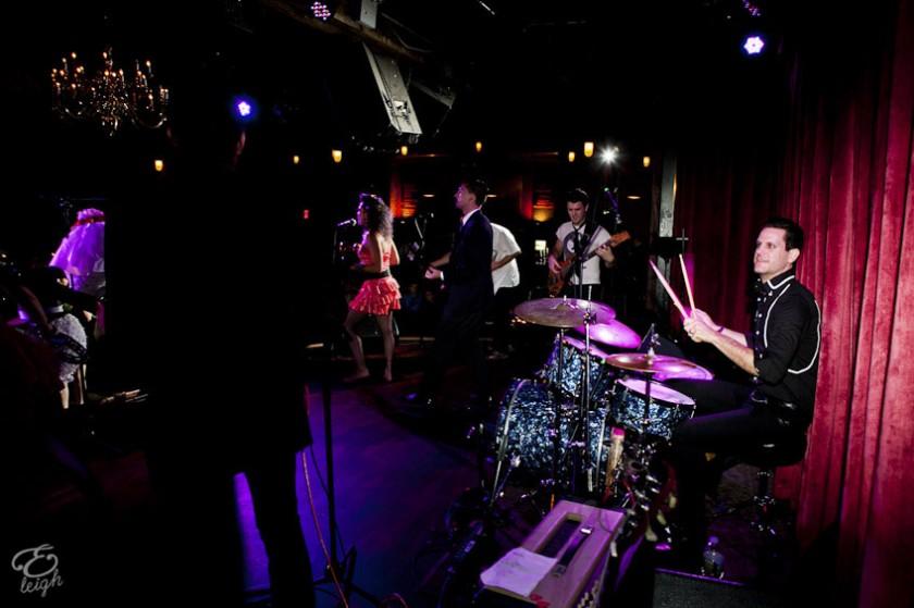 nyc rock n roll wedding photographers 18 A New York City Rock n Roll Wedding